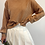 Thumbnail: My Friend Mary Cropped Long Sleeve Top