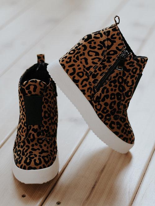Qupid Rodina Wedge Sneaker