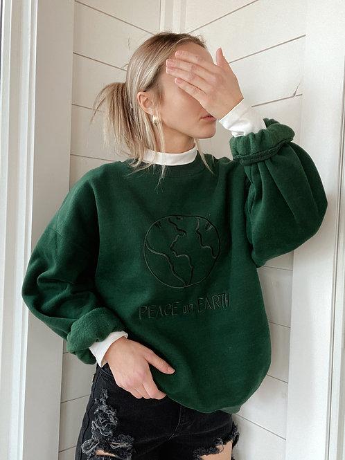 Peace on Earth Sweatshirt