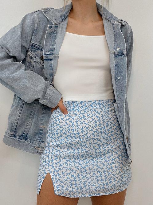 Sunny Days Mini Skirt