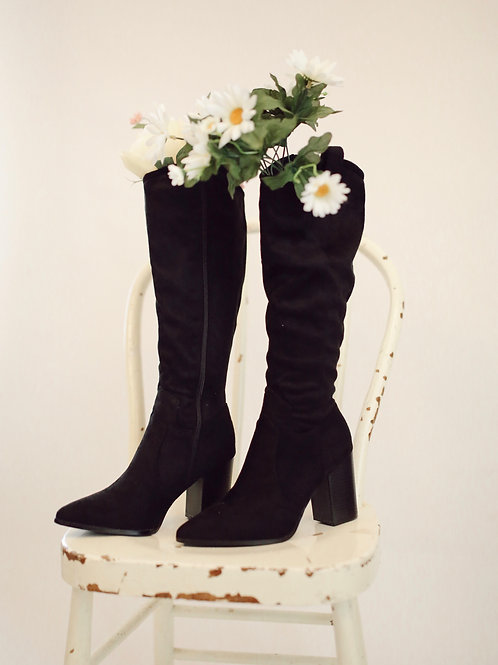 Thistle & Clover Lyndsey Knee High Tall Boots