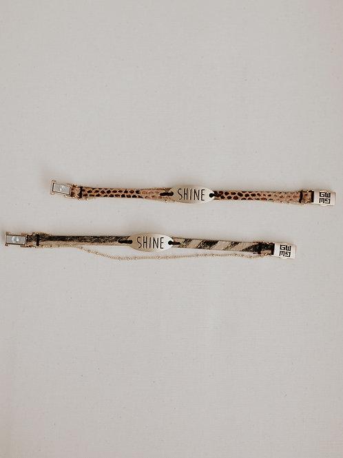 Good Work(s) Puma Single Bracelet