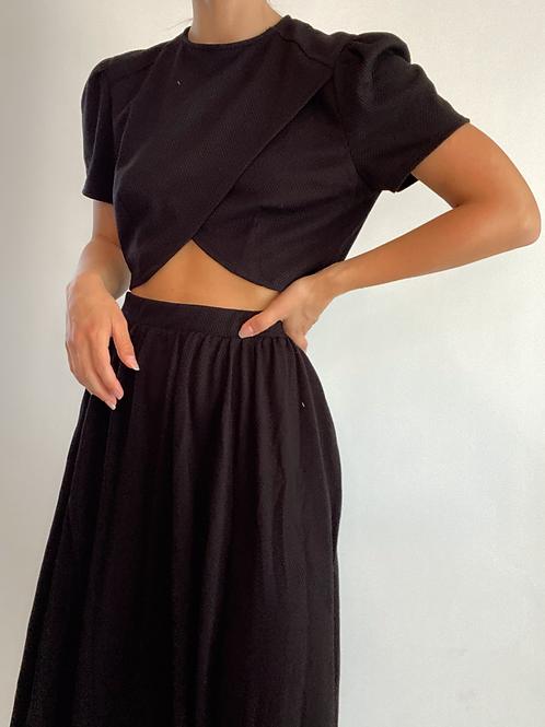 Melanie My Sweet Rose Midi Skirt