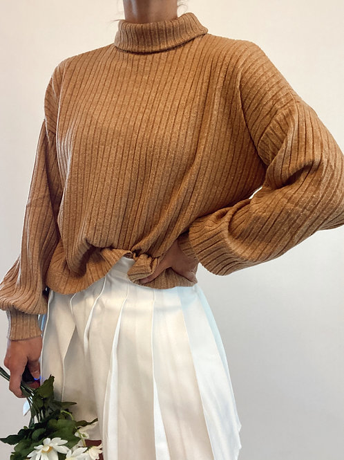 My Friend Mary Cropped Long Sleeve Top