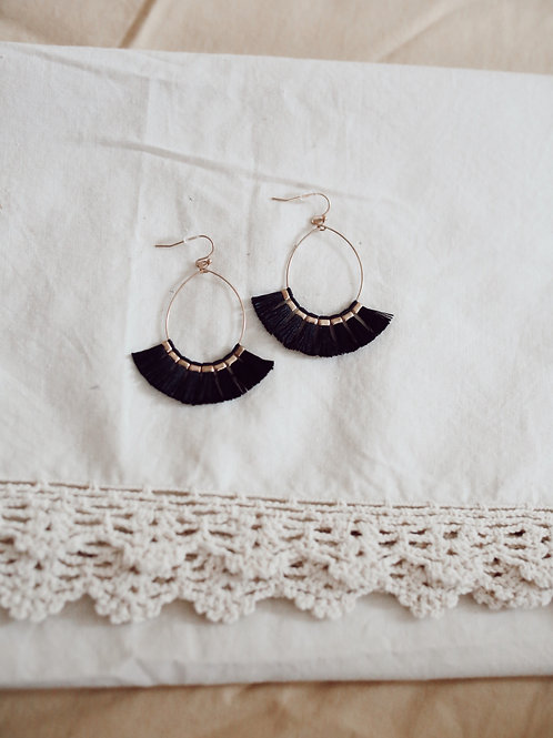Tassel Hook Earring