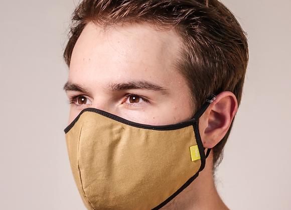 Design mask | Ochre