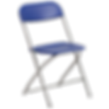 Blue Folding Chair.png