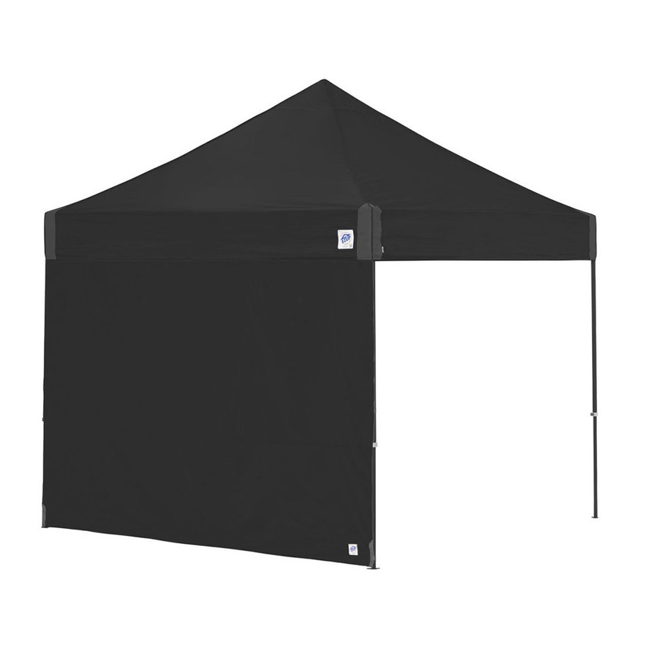 Black Popup Tent and Sidewall.jpg