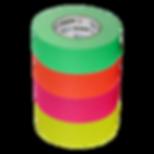 2 inch Neon Green,Orange,Pink,Yellow Gaf