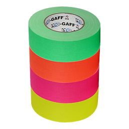 2 inch Neon Green,Orange,Pink,Yellow Gaf