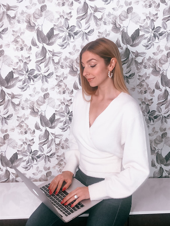 Amandina Altomare Founder of Media A La Carte