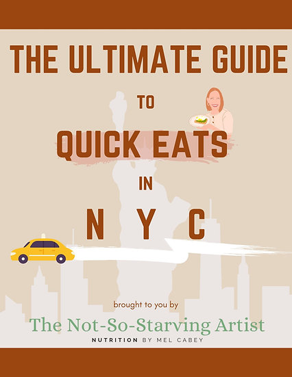 The Ultimate Guide to Quick Eats in NYC