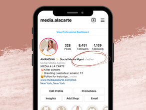 How to Add Pronouns to Your Instagram Bio