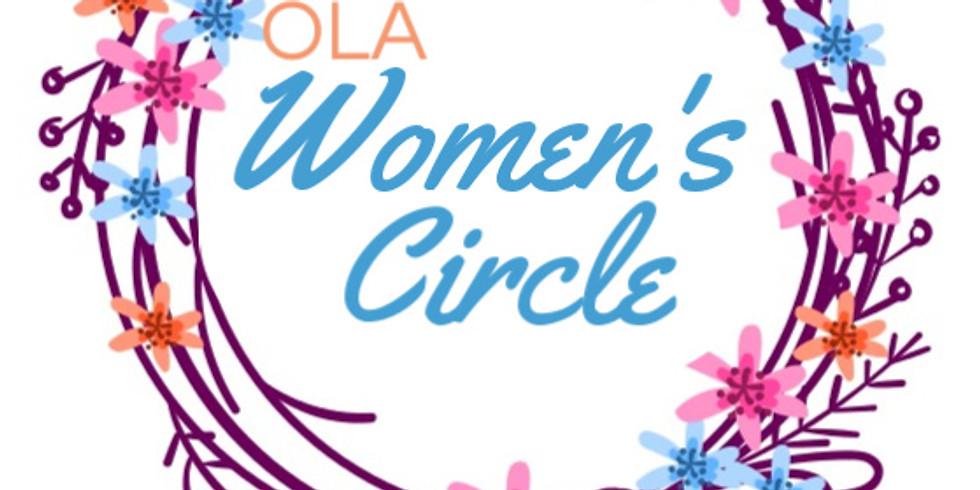 September Women's Circle Meeting