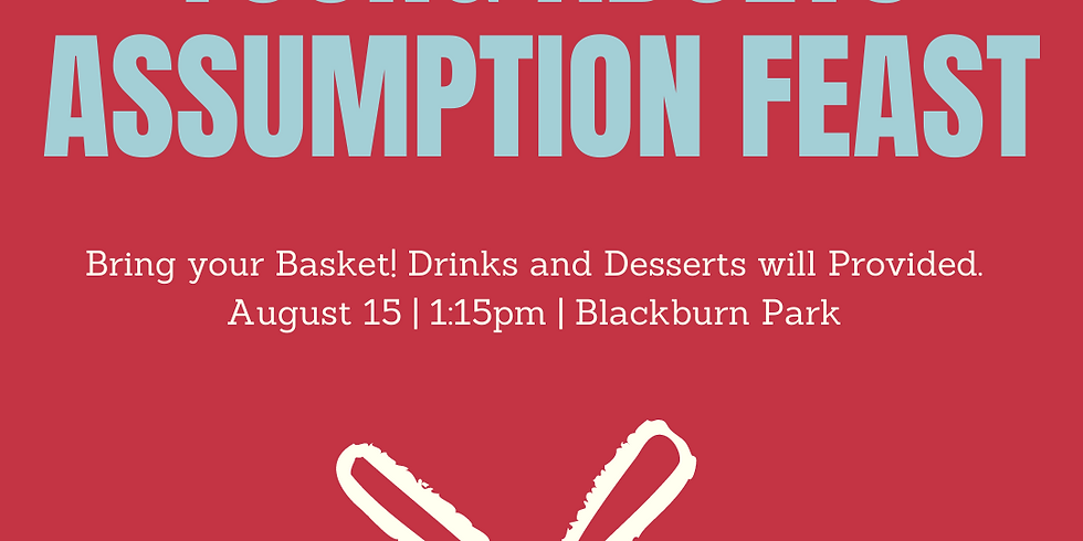 Young Adults Assumption Feast