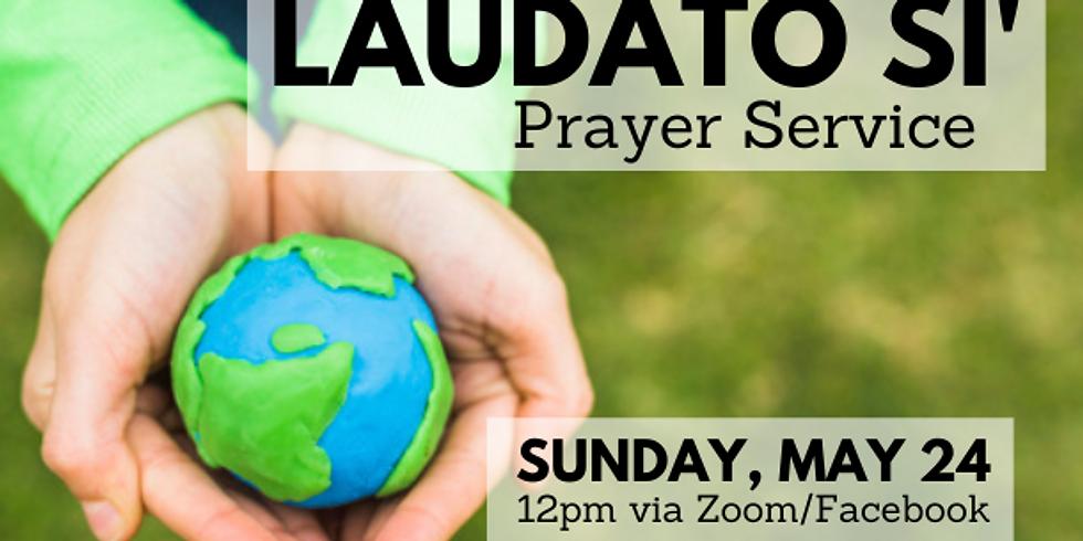 OLA Laudato Si Prayer Service