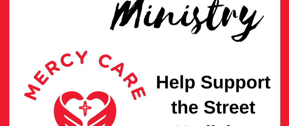 Adopt the Mercy Care Street Medicine Team