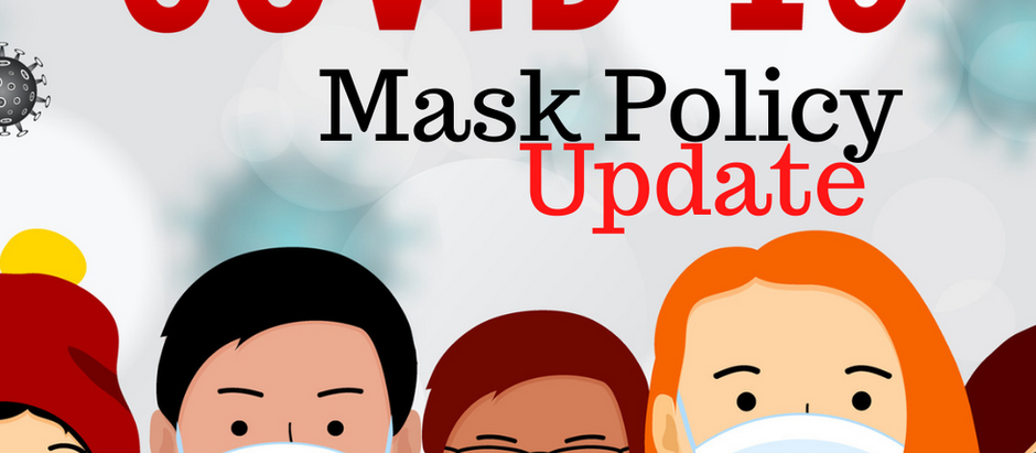 COVID Mask Policy Update