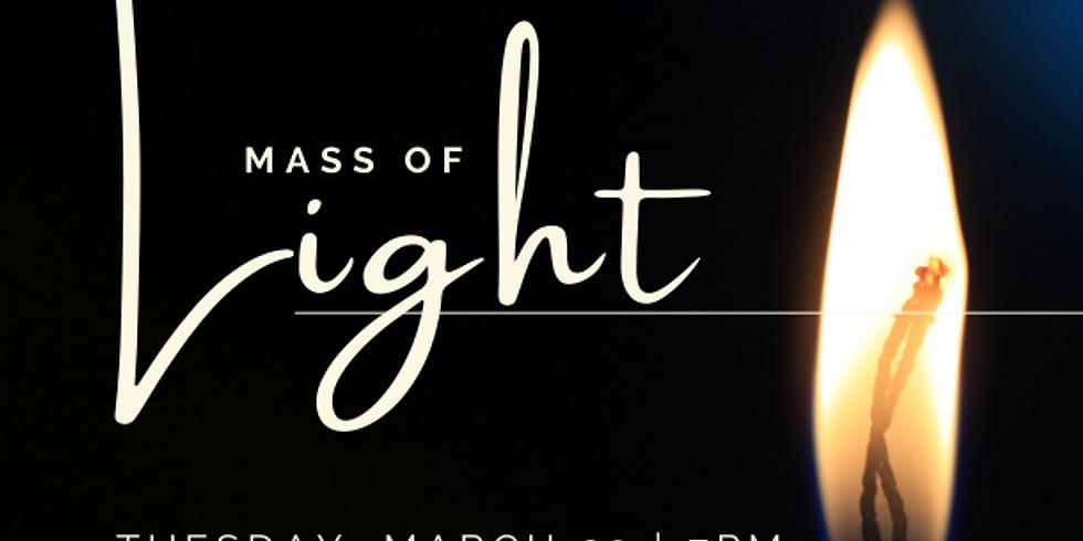 Mass of Light