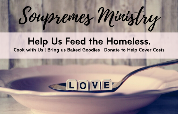 Help the Soupremes Ministry Feed the Homeless