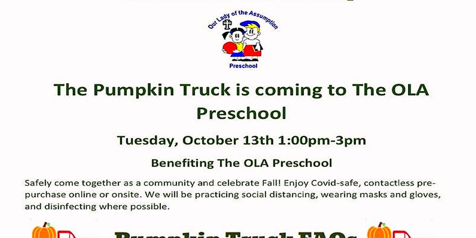 The Pumpkin Truck