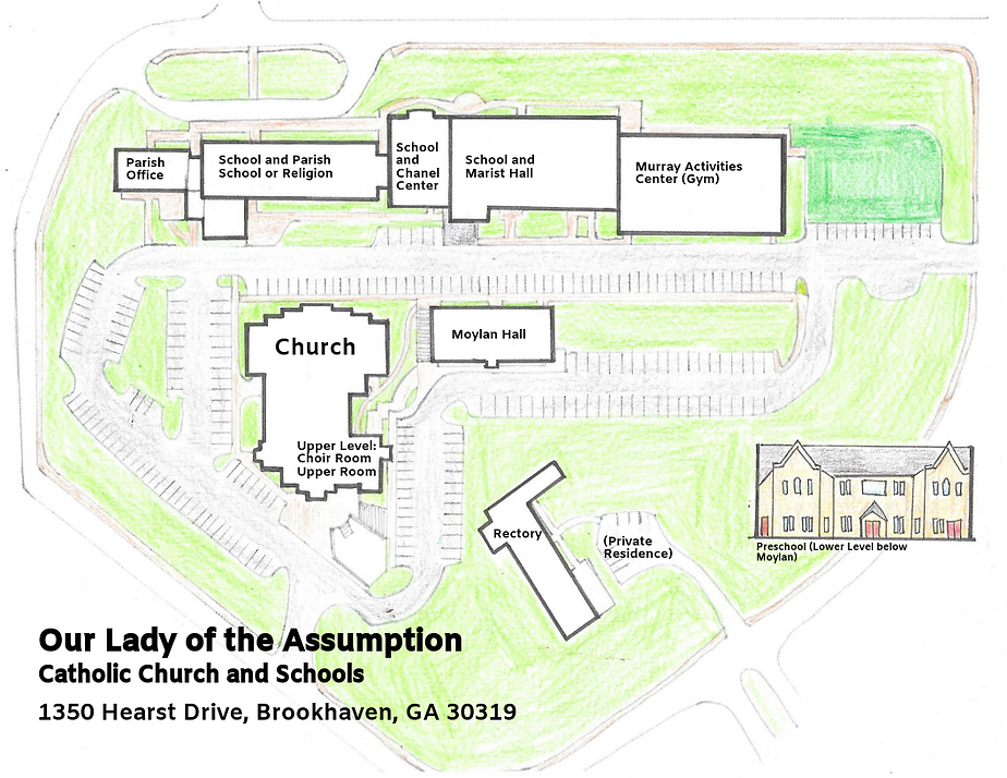 Our Lady of the Assumption Catholic Chur