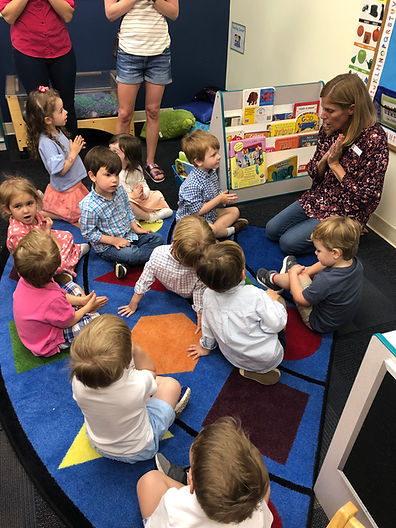 2019 APril preschool blessing in class.j
