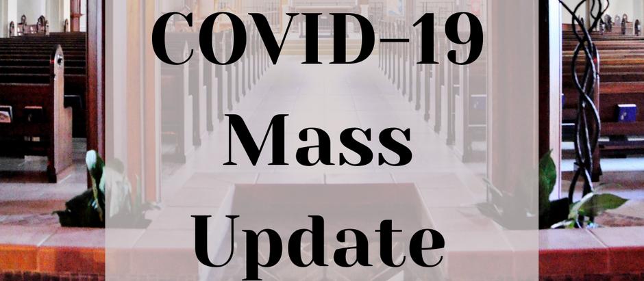COVID-19 Mass Update