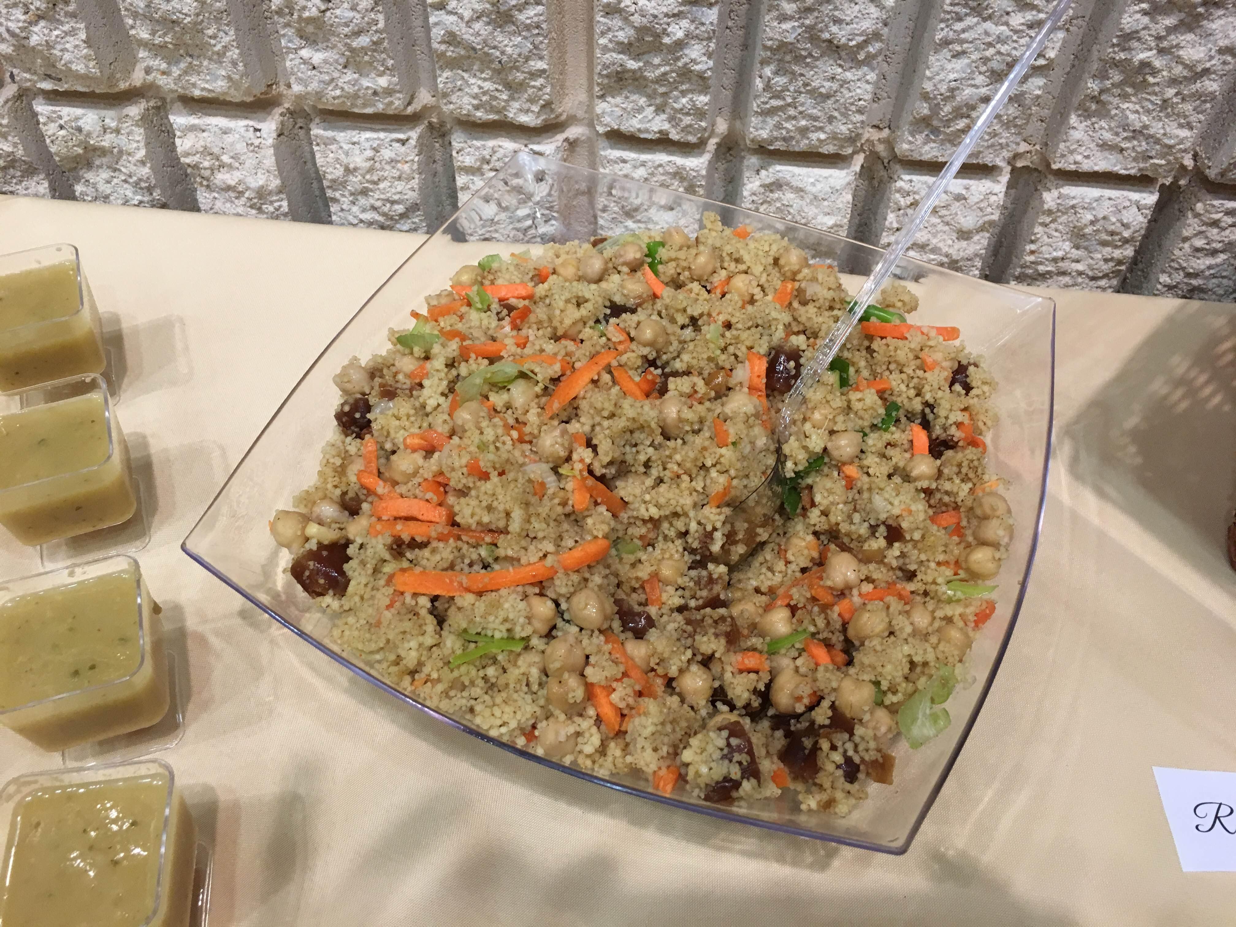 Date Cous Cous Salad