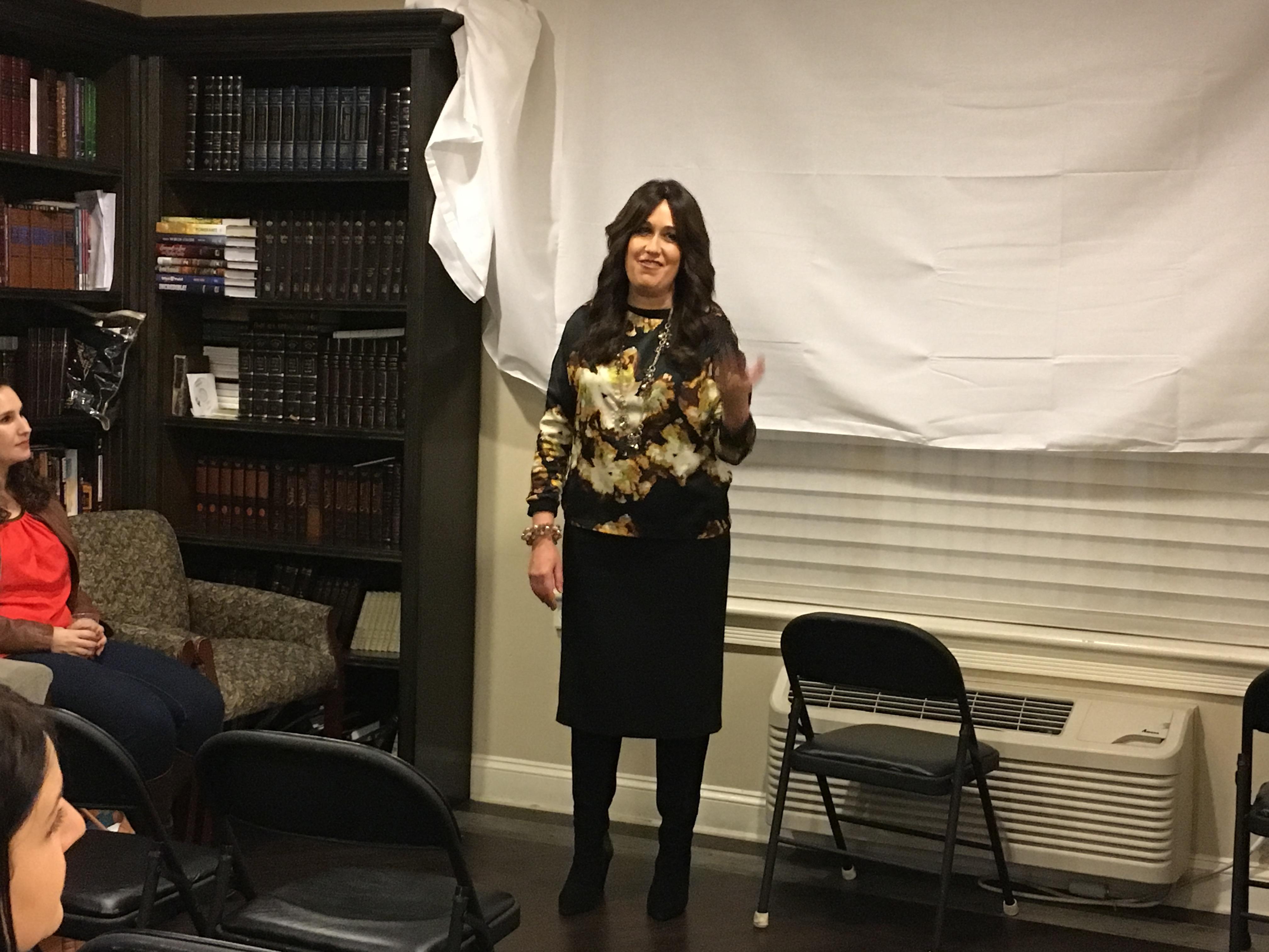 Keren Traub, co-founder of JCN