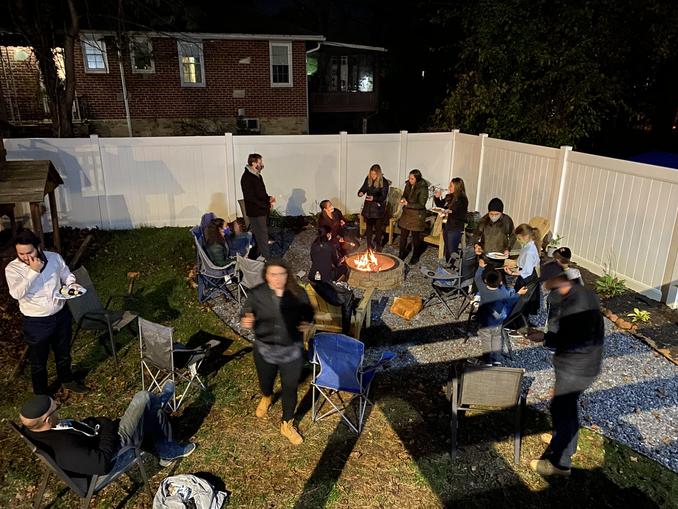 Bonfire, Beer and Big Quesitons