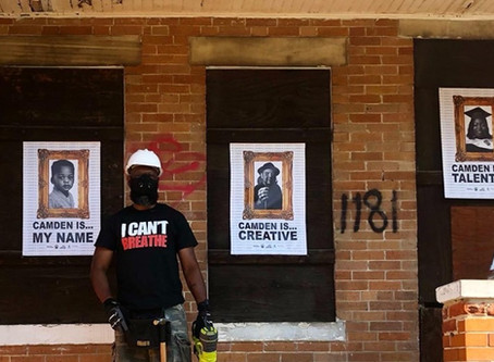 PHL 17: Beautification Project Adds Art to Camden's Abandoned Buildings