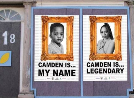 'Camden Is Bright Not Blight' Will Coat City With Dazzling Portraits