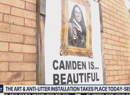 FOX29 Philly: Camden Kicks Off Campaign Designed to Instill Pride in the City