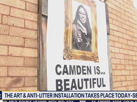FOX29 Philly: Camden Kicks Off Campaign Designed to Instill Pride in the City