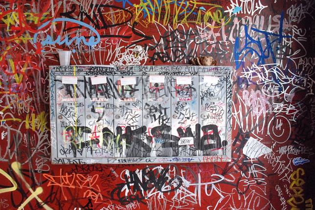 South Street Graf - Philadelphia, PA