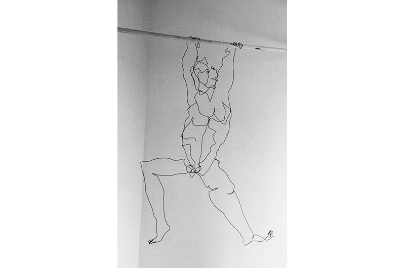 Jeune acrobate