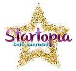 Startopia children's party entertainment Logo