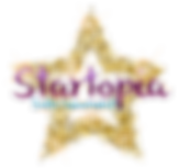 Startopia children's party entertainment Logo
