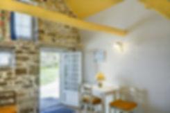 Chambre d'hôtes de l'Auberge du Fumoir d'Armen, à Plogoff près de la Pointe du Raz