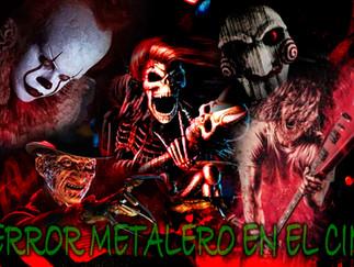 Películas de Terror para ver en esta época de Halloween y Día de Muertos con música metalera! 🤟🏻😎