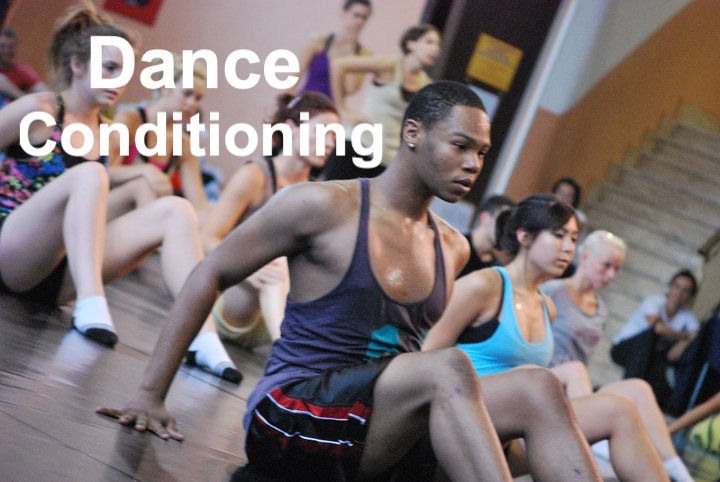 In-Person Dance Conditioning