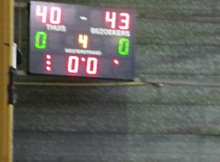 U12B: Basket Willebroek- Telstar BBC