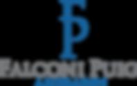 Logo Falconi Puig ORIGINAL fondo blanco.