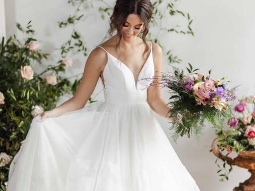 Fox Valley Styled Bridal Shoot