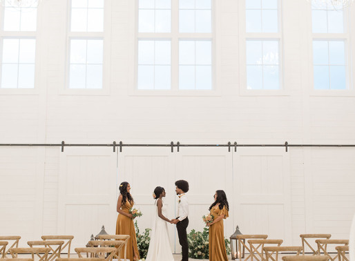 """Citrus and Mint Intimate Wedding Featured on """"Green Wedding Shoes"""" blog!"""