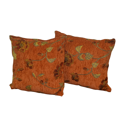 boho floral pillows