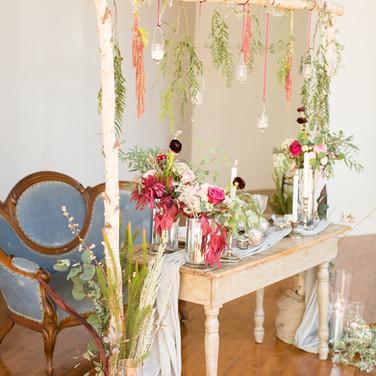 """Sweetheart Table"""