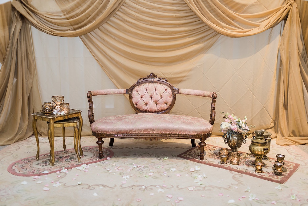 Victorian Blush Lounge package at The Chez, Chicago