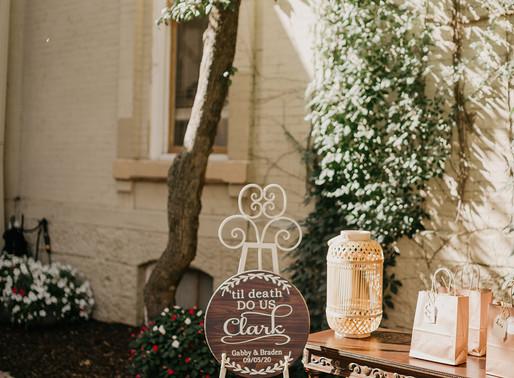 Gabby and Braden's Tiny Wedding Elopement at Villa Filomena, Milwaukee, WI